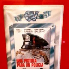 Cine: UNA PISTOLA PARA UN POLICIA. Lote 52949957