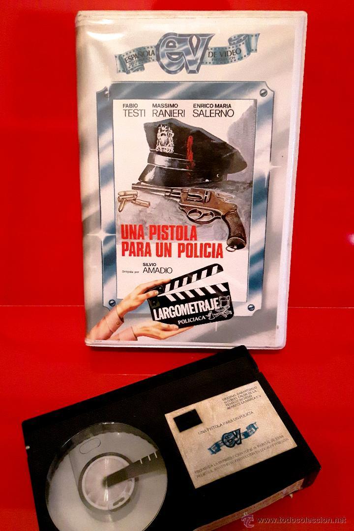 Cine: UNA PISTOLA PARA UN POLICIA - Foto 2 - 52949957