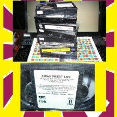 Cine: LOTE 9 VIDEOS ORIGINALES BETA MUSICA !! BRIAM ADAMS,THE WHO,JUDAS PRIEST,MARILLION,RUSH,B.JOEL,ETC... Lote 39825751