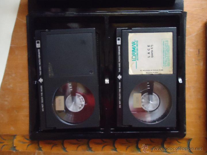 Cine: Pelicula video Beta LACE de LORIMAR, dos cintas, dificil encontrar cual de tus zorras es mi madre 85 - Foto 3 - 53677831