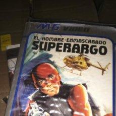 Cine: SUPERARGO, EL HOMBRE ENMASCARADO - BETA- DIRIGIDA POR NICK NOSTRO 1966 (2). Lote 55146193