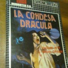 Cine: LA CONDESA DRÁCULA (PETER SASDY, 1970) - HAMMER OMBRATGE S.A. VIDEO CAJA ANCHA 80´S. Lote 102822959