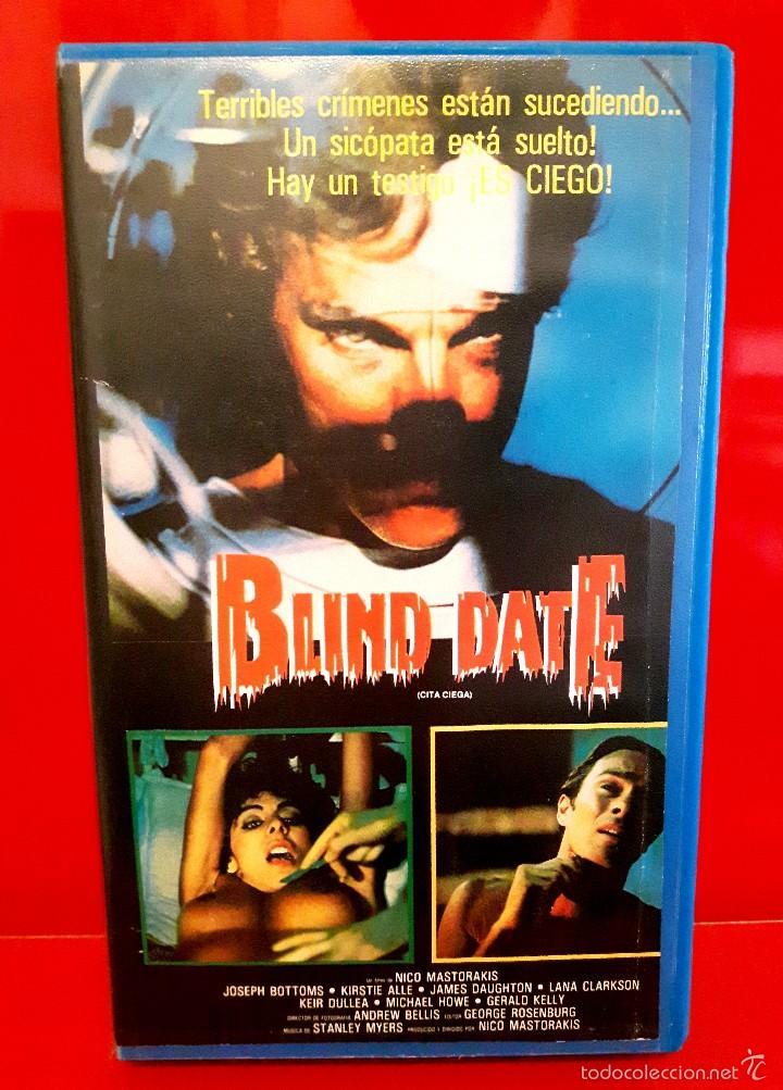 BLIND DATE - CITA A CIEGAS (NICO MASTORAKIS) (Cine - Películas - BETA)