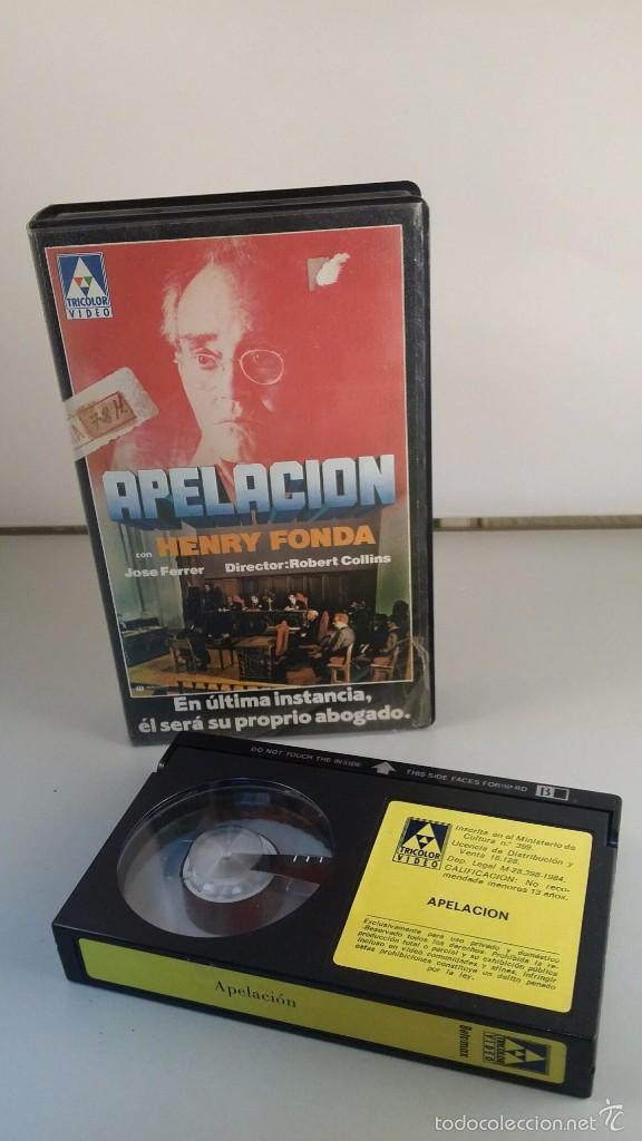 PELÍCULA BETA - APELACIÓN (Cine - Películas - BETA)