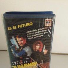 Cine: PELÍCULA BETA - RUNAWAY BRIGADA ESPECIAL. Lote 57506873