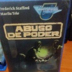 Cine: ABUSO DE PODER - 1972 - CAMILLO BAZZONI- POLIZIESCO. Lote 57606815