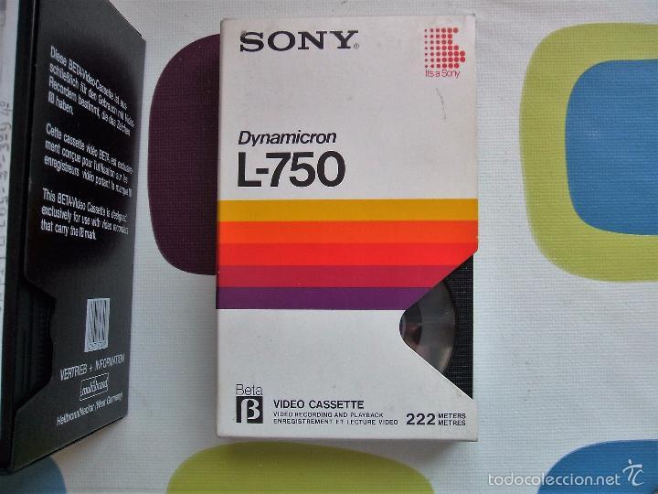 Cine: CINTAS BETA GRABADAS con películas, series y más de los años 80 - Foto 8 - 57904481