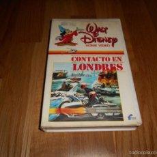Cine: CONTACTO EN LONDRES BETA WALT DISNEY 1979 MUY RARA ESCASA. Lote 58218018