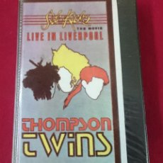 Cine: THOMPSON TWINS - LIVE IN LIVERPOOL. Lote 63605552