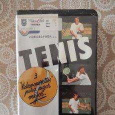 Cine: TENIS - VIDEOCASSETE 3 . Lote 66993698