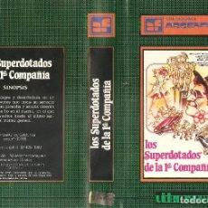 Cine: LOS SUPERDOTADOS DE LA 1 COMPAÑIA REGALO MONTAJE EXCLUSIVO CON DVD. Lote 71495691