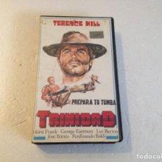 Cine: TRINIDAD BETA/TERENCE HILL TRINIDAD PREPARA TU TUMBA. Lote 71989951