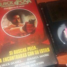 Cine: BLACK FOX- BETA- FOX STYLE 1973- CLYDE HOUSTON. Lote 73579846
