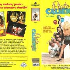 Cine: PLATO CALIENTE (1987) - JEANNIE WINTERS JOHN F. GOFF BLONDI RAREZA - REGALO DVD CON TRANSFER. Lote 76082995