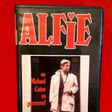 Cine: ALFIE (1966) - MICHAEL CAINE. LA GENUINA EN 1ª EDIC. UNICA EN TC. Lote 98883694