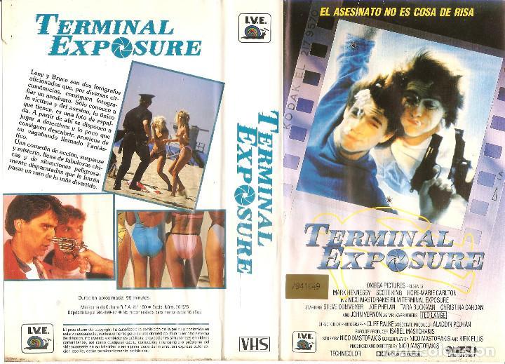 TERMINAL EXPOSURE - NICO MASTORAKIS REGALO TRANSFER A DVD (Cine - Películas - BETA)
