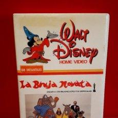 Cine: LA BRUJA NOVATA (1971) - WALT DISNEY. Lote 79162825