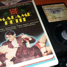 Cine: ONE TWO TWO- MADAME PETIT- BETAMAX- 1978-. Lote 83863736