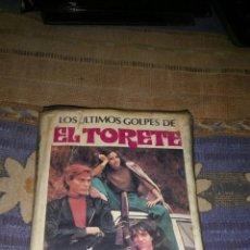Cine: LOS ÚLTIMOS GOLPES DE EL TORETE BETA. Lote 104004723