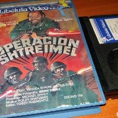Cine: OPERACION SHTREIMEL- BETA- PAUL SMITH . Lote 86068486