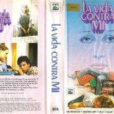 Cine: LA VIDA CONTRA MI - REGALO TRANSFER EN DVD. Lote 87564256
