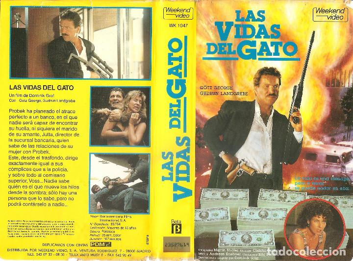 LAS VIDAS DEL GATO - GOTZ GEORGE - REGALO MONTAJE CON DVD DUAL (Cine - Películas - BETA)