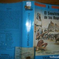 Cine: EL SEPULCRO DE REYES-(PELICULA-BETA..COMPRA MINIMA 10 €). Lote 95502279