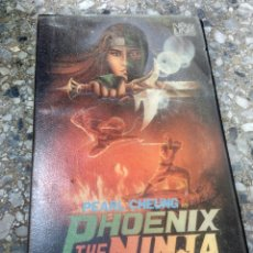 Cine: PHONIX THE NINJA - PEARL CHEUNG. Lote 96058740