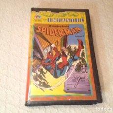 Cine: SPIDERMAN VOLUMEN 2 BETA SERIE DIBUJOS ANIMADOS 1967 SPIDER MAN. Lote 96708531
