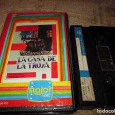 Cine: VIDEO 2000 ~ LA CASA DE TROYA ~. Lote 98710871