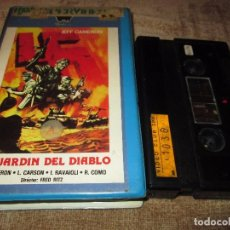 Cine: VIDEO 2000 ~ EL JARDIN DEL DIABLO ~. Lote 98711015