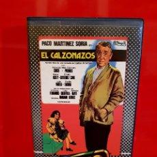 Cine: EL CALZONAZOS (1974) - PACO MARTÍNEZ SORIA - 1ª EDICIÓN VIDEOCLUB. Lote 100204723