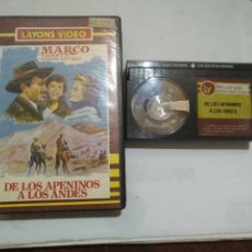 Cine: BETA MARCO DE LOS APENINOS A LOS ANDES. Lote 103596503