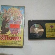 Cine: BETA EL CIELO QUE ESPERE. Lote 103597503