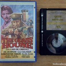 Cine: BETA - LA CASA DE CRISTAL (THE GLASS HOUSE). Lote 103882515