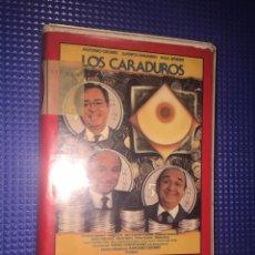 Cine: LOS CARADUROS. Lote 104079352