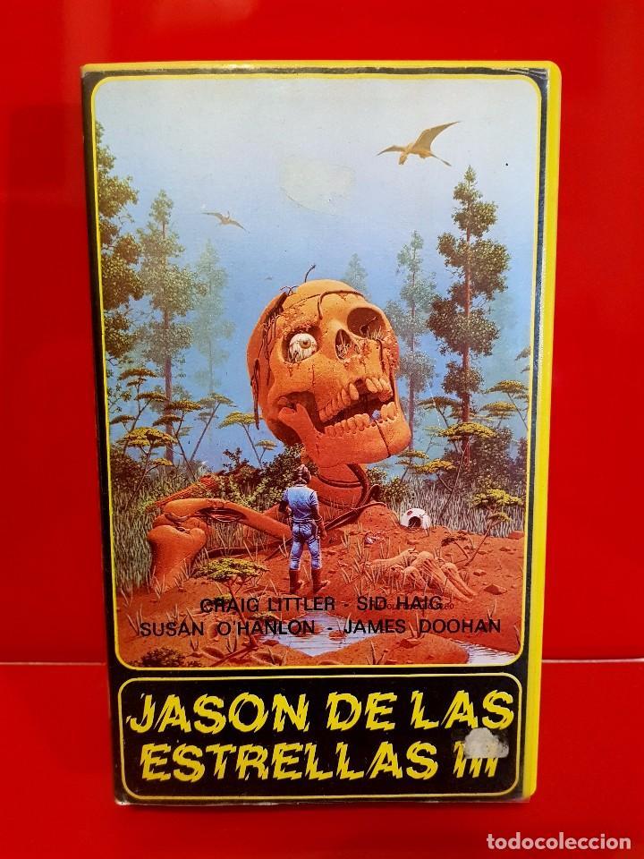 JASON DE LAS ESTRELLAS 3 (1979) - RAREZA BETA (Cine - Películas - BETA)