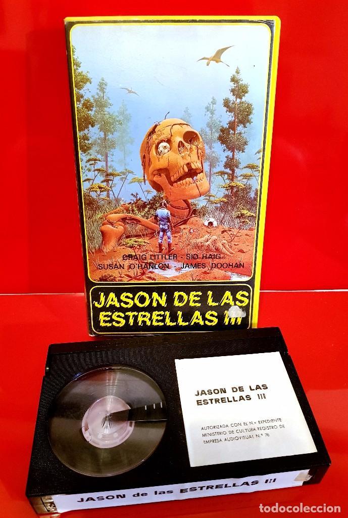 Cine: JASON DE LAS ESTRELLAS 3 (1979) - RAREZA BETA - Foto 3 - 104413875
