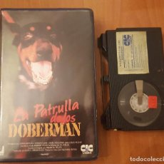 Cine: BETA - LA PATRULLA DE LOS DOBERMAN. Lote 104648095