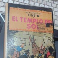 Cine: EL TEMPLO DEL SOL AVENTURAS DE TINTIN. Lote 118739598