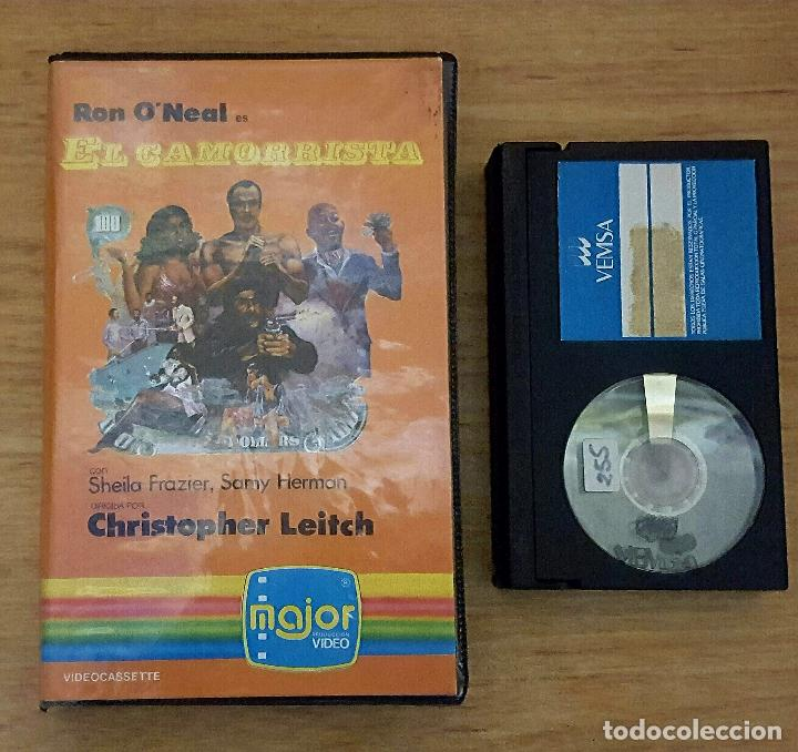 BETA - EL CAMORRISTA - BLAXPLOITATION (Cine - Películas - BETA)