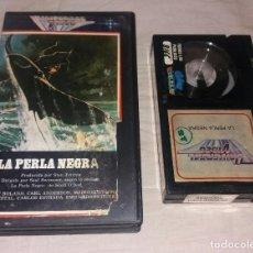 BETA • LA PERLA NEGRA (1977) D: Saul Swimmer - I: PERLA CRISTAL, CARLOS ESTRADA [UNIVERSAL VÍDEO]