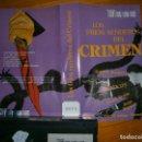 Cine: LOS FRIOS SENDEROS DEL CRIMEN ,,MUY DIFICIL DE CONSEGUIR JOYITA. Lote 112896335