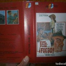 Cine: PIM PAM PUM FUEGO ,,,,,, PRECIOSA EDICION RRAREZA. Lote 112907379