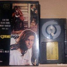 Cine: BETA • CJAMANGO (1967) D: EDWARD G. MULLER - I: HELENE CHANEL [VIDEOTECHNICS - SPAGHETTI WÉSTERN]. Lote 115875575