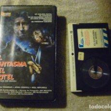 Cine: BETA - EL FANTASMA DEL HOTEL - HILL THERMAN - ANNA CHAPELL- WILL MITCHELL - 1 ª EDIC - NUNCA DVD . Lote 118656127