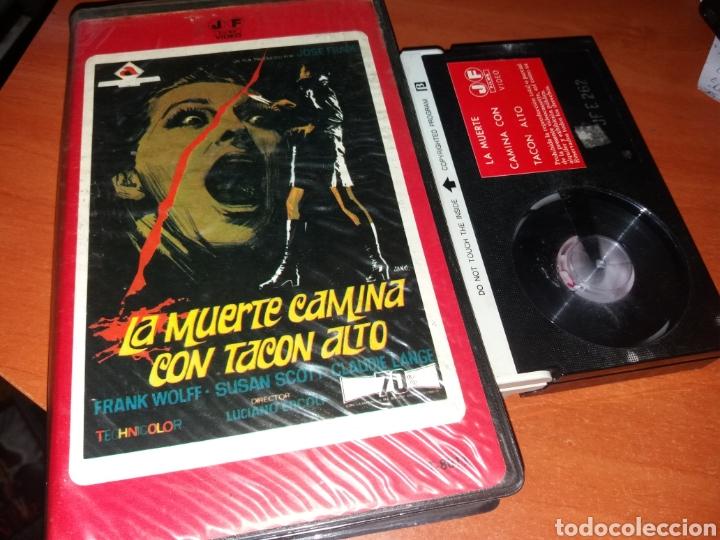 LA MUERTE CAMINA CON TACON ALTO- BETA- LUCIANO ERCOLI- LA MORTE CAMMINA CON I TACCHI ALTI - 1971 (Cine - Películas - BETA)