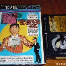 Cine: JENARO EL DE LOS 14 . ALFREDO LANDA - BETAMAX. Lote 119959027