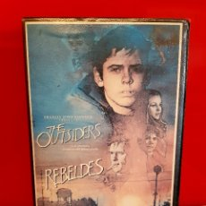 Cine: REBELDES (1983) - THE OUTSIDERS - CLASICAZO TOM CRUISE, P. SWAYZE.... EDIC. IVS. Lote 90839975