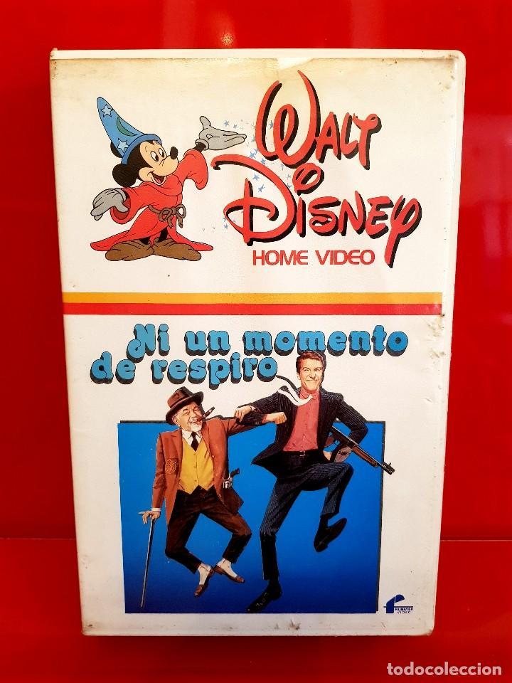 NI UN MOMENTO DE RESPIRO (1968) - WALT DISNEY - OJO BETA! (Cine - Películas - BETA)